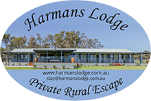 Harmans Lodge Logo